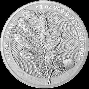 silver oak leaf bu 2019