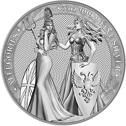 2019 Germania Mint Bullion And Commemorative Coin Manufacturer