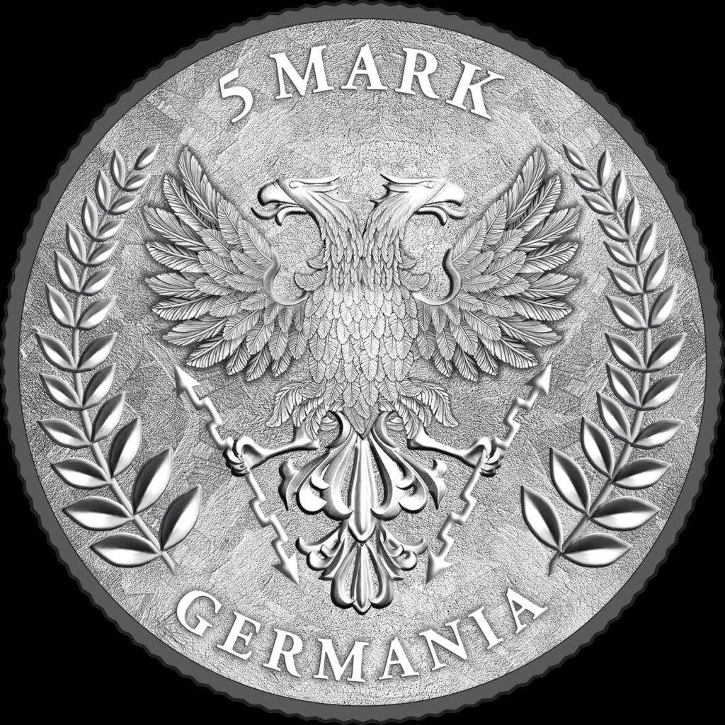 germania 2020 reverse
