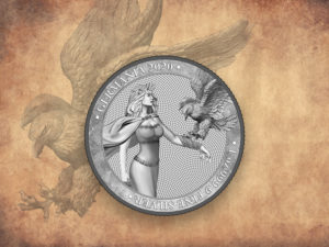 germania 2020 1 oz silver