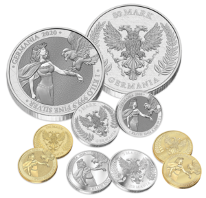germania 2020 all coins